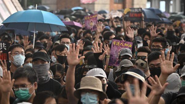 美議員:林鄭想秘密會晤被拒 她恐懼香港示威者