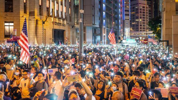 歐洲議會人民黨跟進美國 通過支持香港決議