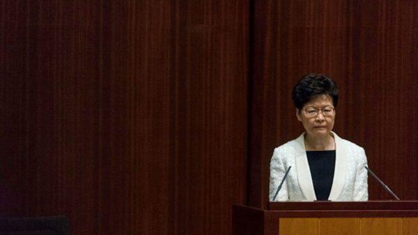 中南海围绕香港激斗 港府各自为政局势混乱