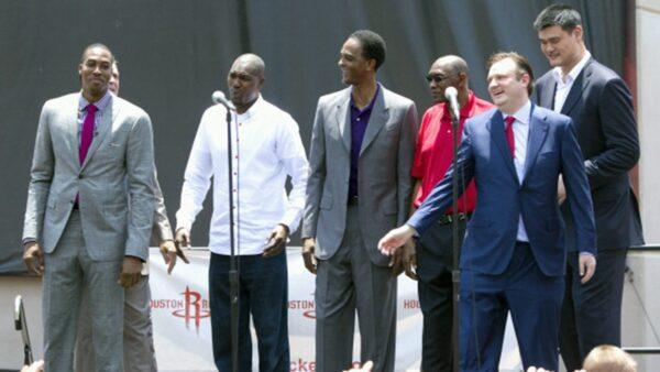 NBA莫雷遭中共網攻 數千推特假賬戶曝光