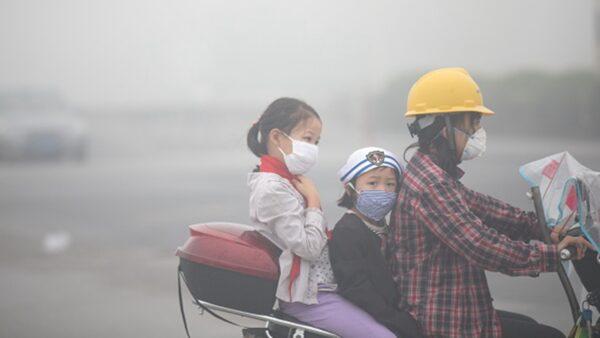 陰霾增大流產風險 專家:想懷孕的人須遠離