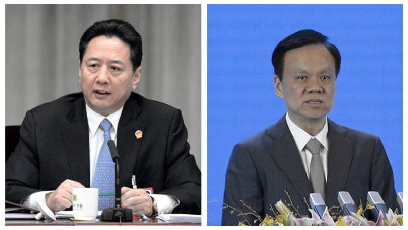 传陈敏尔或调京入常委序列 李小鹏接任重庆市委书记