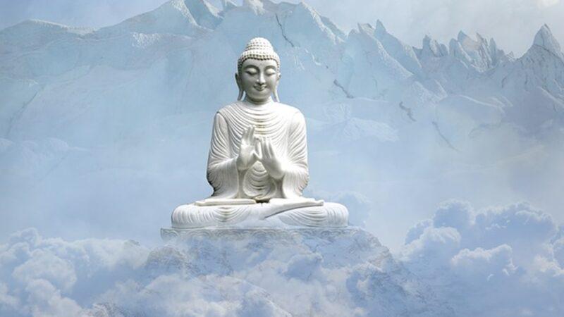 风流女子被佛陀召见 背后的故事让人感动不已
