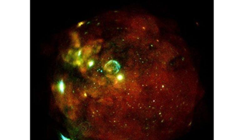 新X射線望遠鏡發現宇宙深藏之美