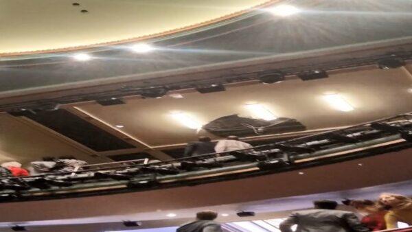 倫敦「推銷員之死」演到一半 天花板突崩落千人疏散
