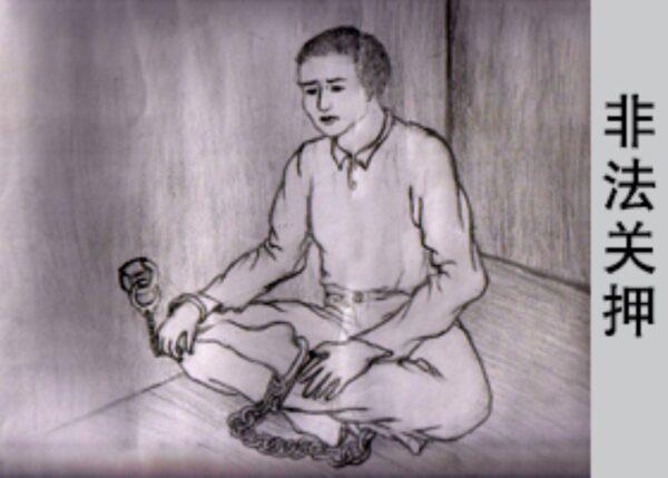 孝子遭非法关押三月余 九旬老母含冤离世
