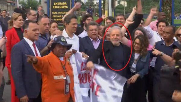 最高院推翻二审入狱释宪 巴西前总统鲁拉获释