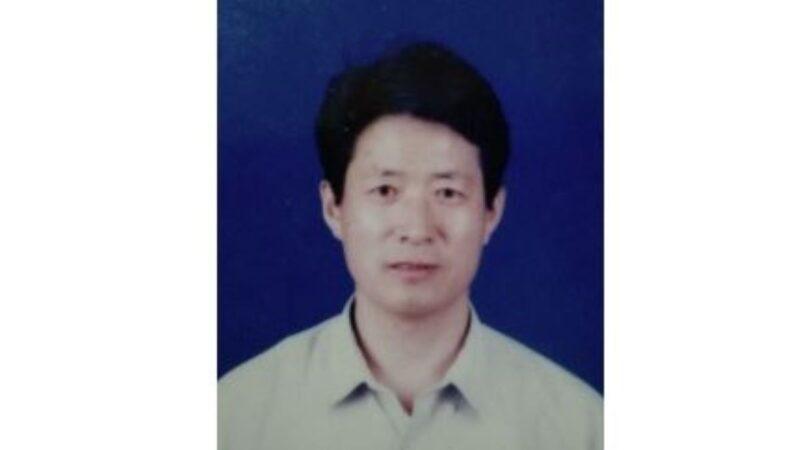 7年先进工作者 法轮功学员朱本富被迫害死