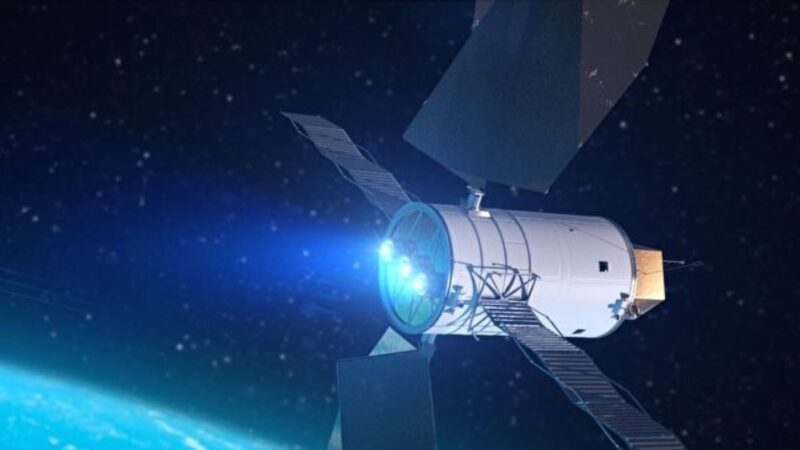 美军研发新技术从太空收集太阳能发回地面