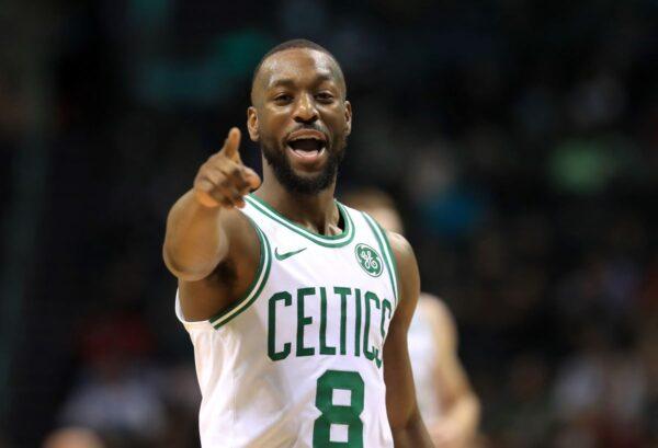 NBA沃克、布朗助威 绿衫军收8连胜