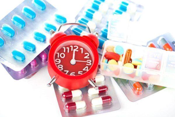 什么时间服药更科学?