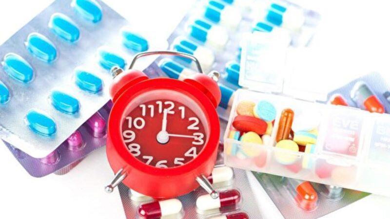 什麼時間服藥更科學?