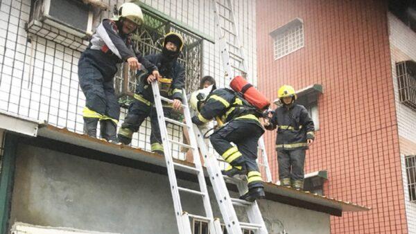 屏東民宅火警2女孩窗邊求救 3代同堂釀4身亡