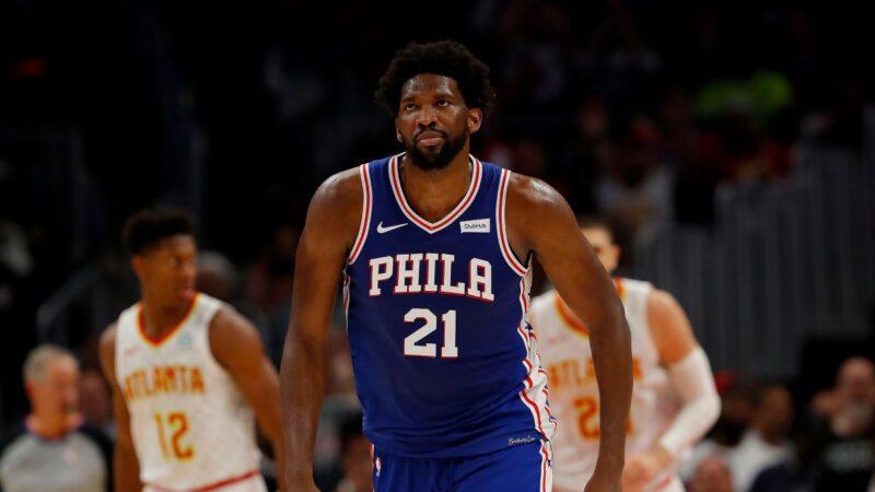 NBA安比德致勝灌籃 76人主場未嘗敗