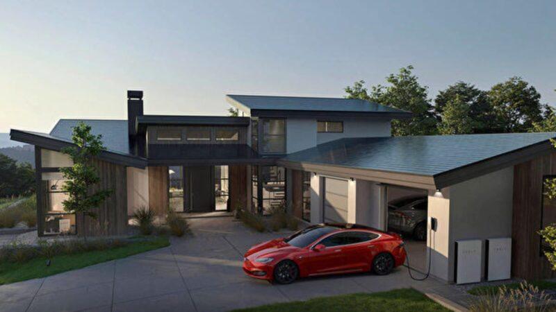 特斯拉第三代太陽能屋頂即將投產 更容易安裝