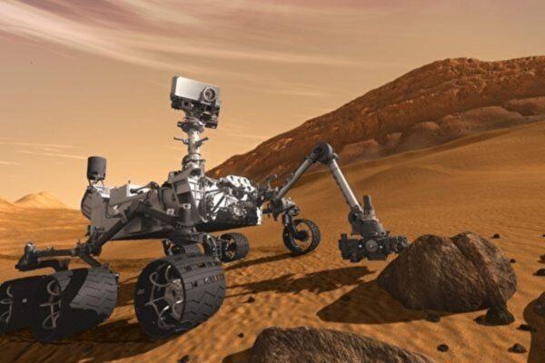好奇號發現火星氧氣活動異常 科學家困惑