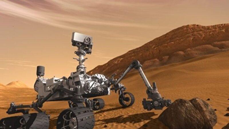 好奇号发现火星氧气活动异常 科学家困惑