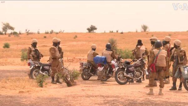 布吉纳法索军方撃毙32恐怖分子 救出被绑妇女