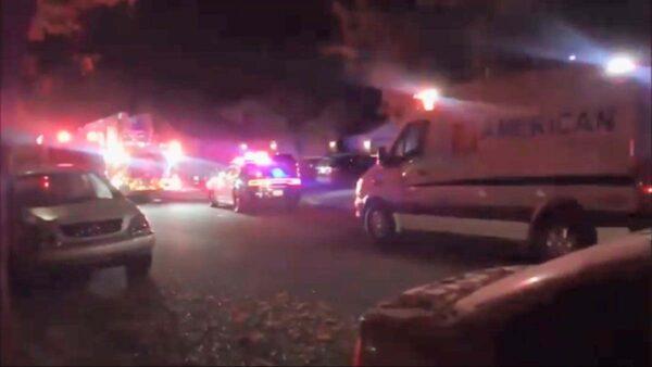 枪手潜入加州民宅开杀戒 10亚裔男中枪4人死