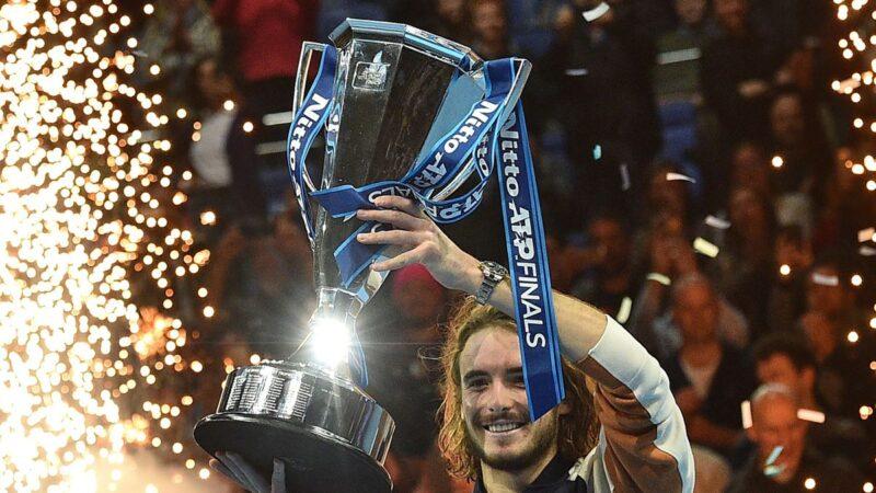 ATP年终赛西西帕斯逆转提姆 最年轻冠军诞生
