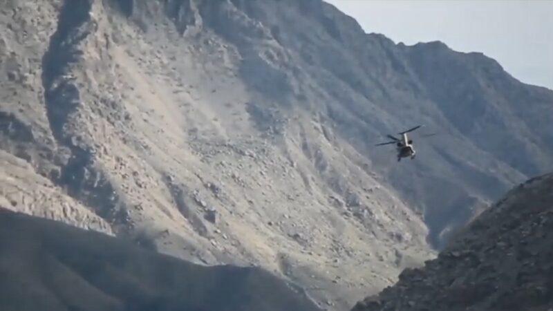 驻阿富汗美军直升机坠毁2人殉职 塔利班称犯案