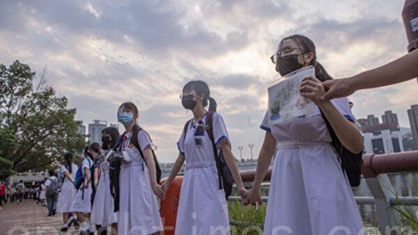 大紀元新唐人見證「少年香港」的鍛造時刻