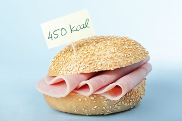 研究:快餐热量标签不起作用