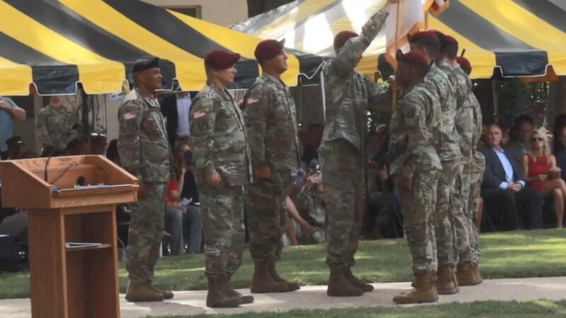 服役近35年實戰豐富 拉凱麥雷出任美太平洋陸軍司令