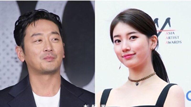新片與秀智合演夫妻 河正宇幫取綽號:裴會長