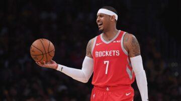 NBA安東尼復出首秀 開拓者不敵鵜鶘
