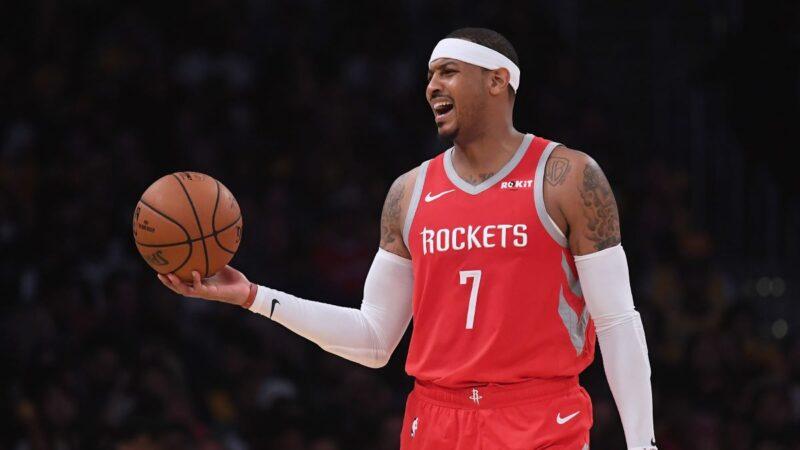 NBA安东尼复出首秀 开拓者不敌鹈鹕