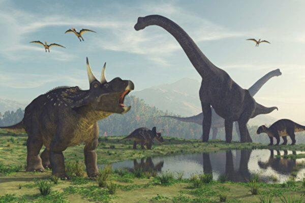 恐龙原来生活在银河系的另一端