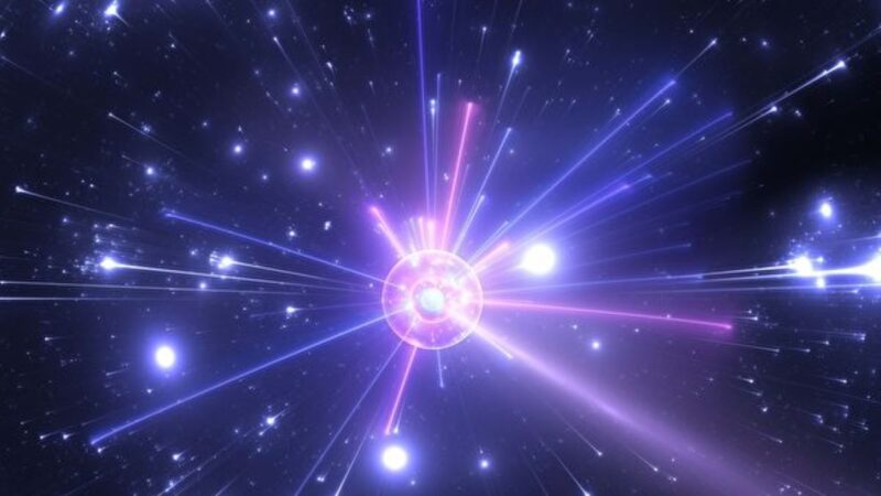 世界最亮光源加速器将电子加速至近光速