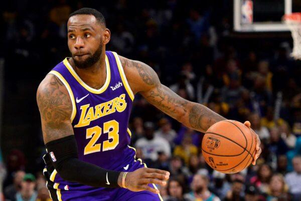 NBA湖人1分收伏灰熊 惊险收下7连胜