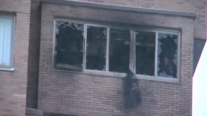 美明州公寓樓火災 猛烈火勢釀5死3傷