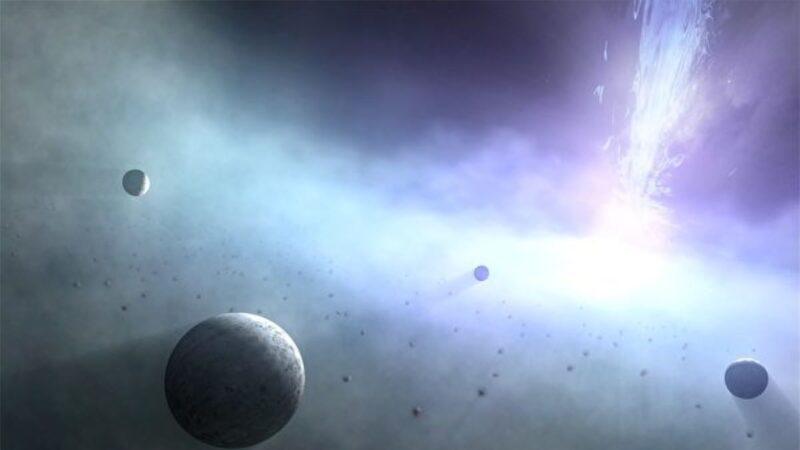 研究:數以萬計的行星可能存在於黑洞四周