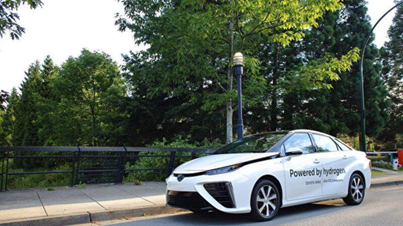 车评:未来之车 2019 Toyota Mirai