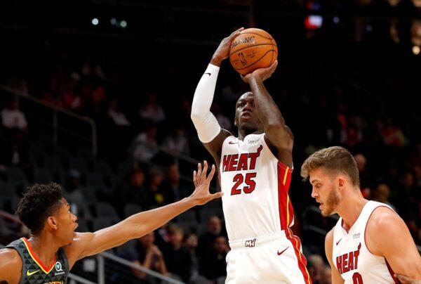 NBA最强菜鸟努恩28分 热火灼伤老鹰