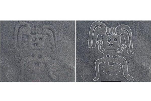 新发现大量纳斯卡地画 或是仪式聚集地和路标