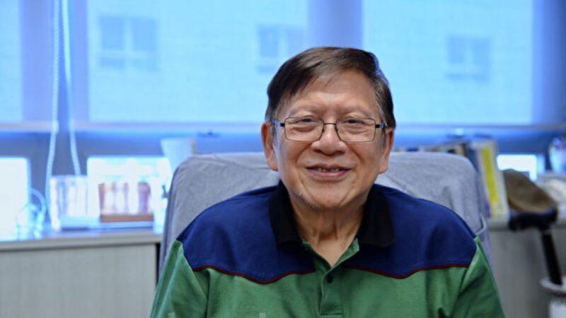 擬年底移民台灣 蕭若元:離開香港是件痛苦事
