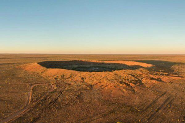 西澳大陨石坑比之前认为的年轻得多