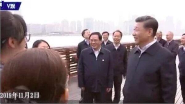 郑中原:习近平急赴上海 变相宣示接班人 要动江泽民侄?