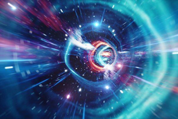 新实验:物理学家用量子电脑模拟虫洞