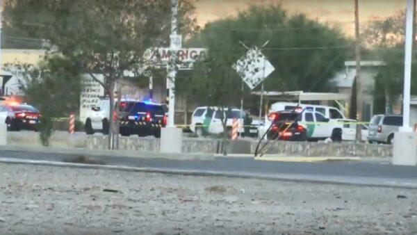 美墨边境爆枪击 边防人员射杀1可疑人士