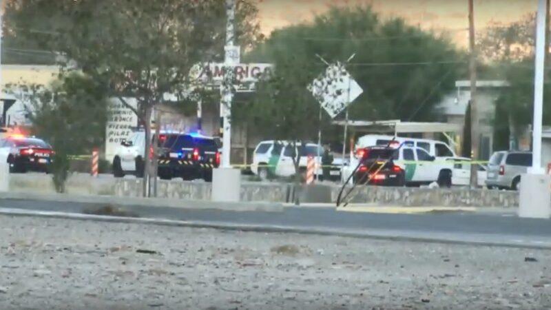 美墨邊境爆槍擊 邊防人員射殺1可疑人士
