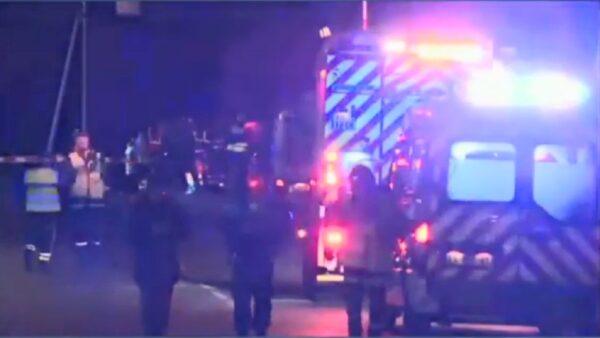 載620人法國列車與汽車相撞 釀2死3傷