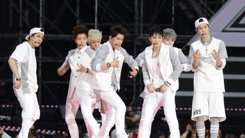 GOT7《Call My Name》於海內外榜單奪冠