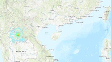 泰寮邊境6.1淺層地震 700公里外的曼谷都有震感