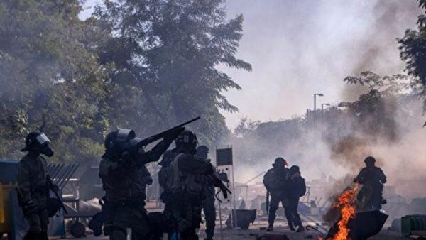 美媒:习近平误判情势 香港危机难解