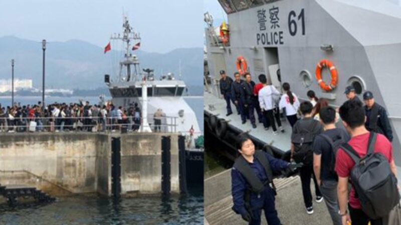 大陆研究生留守香港 回国学生抨击党媒造假